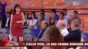 Lorena Bianchetti dans Italia Sul Due - 29/09/11 - 10