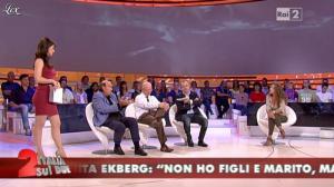 Lorena Bianchetti dans Italia Sul Due - 29/09/11 - 11