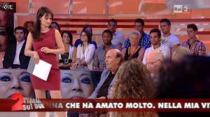 Lorena Bianchetti dans Italia Sul Due - 29/09/11 - 12