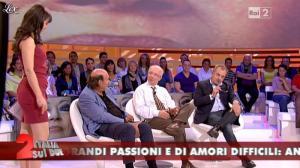 Lorena Bianchetti dans Italia Sul Due - 29/09/11 - 15