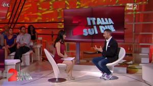Lorena Bianchetti dans Italia Sul Due - 29/09/11 - 17