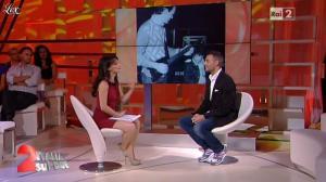 Lorena Bianchetti dans Italia Sul Due - 29/09/11 - 18