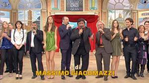 Lorena Bianchetti et Laura Barriales dans Mezzogiorno in Famiglia - 15/01/11 - 01