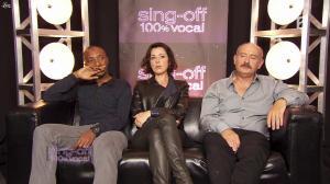 Tina Arena dans Sing Off - 08/10/11 - 03