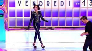 Valérie Bègue dans la Roue De La Fortune - 13/01/12 - 01