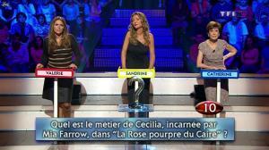 Valérie Benaim et Sandrine Quétier dans le Grand Concours des Animateurs - 17/09/11 - 03