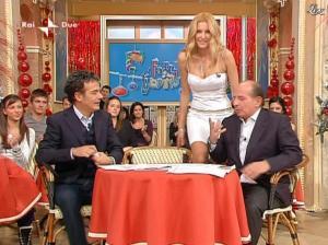 Adriana Volpe dans I Fatti Vostri - 01/01/10 - 22