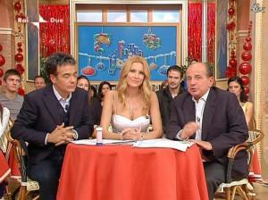 Adriana Volpe dans I Fatti Vostri - 01/01/10 - 23
