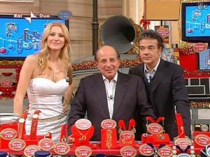 Adriana Volpe dans I Fatti Vostri - 01/01/10 - 38