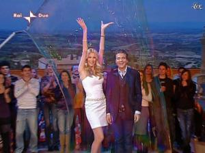 Adriana Volpe dans I Fatti Vostri - 01/01/10 - 42