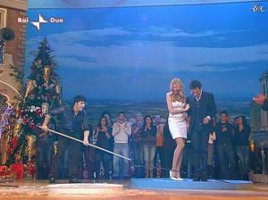 Adriana Volpe dans I Fatti Vostri - 01/01/10 - 43