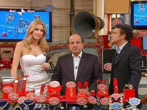 Adriana Volpe dans I Fatti Vostri - 01/01/10 - 44