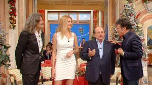Adriana Volpe dans I Fatti Vostri - 01/01/13 - 05
