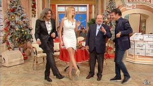 Adriana Volpe dans I Fatti Vostri - 01/01/13 - 07