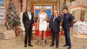 Adriana Volpe dans I Fatti Vostri - 01/01/13 - 09