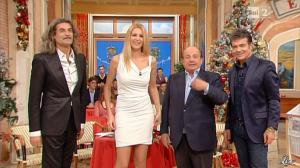 Adriana Volpe dans I Fatti Vostri - 01/01/13 - 12