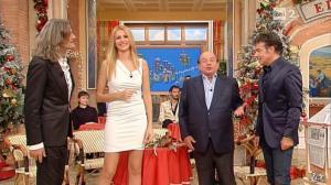 Adriana Volpe dans I Fatti Vostri - 01/01/13 - 23