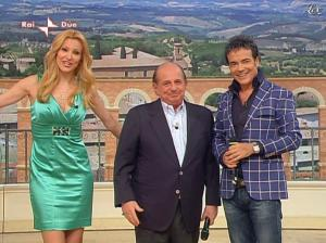 Adriana Volpe dans I Fatti Vostri - 05/04/10 - 05