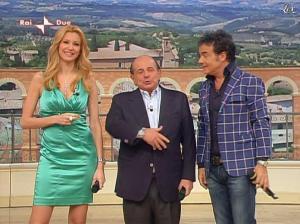 Adriana Volpe dans I Fatti Vostri - 05/04/10 - 06
