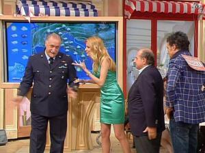 Adriana Volpe dans I Fatti Vostri - 05/04/10 - 13