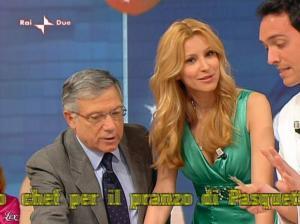 Adriana Volpe dans I Fatti Vostri - 05/04/10 - 30