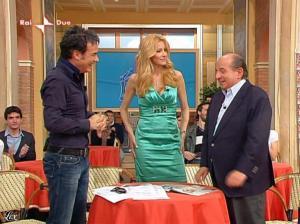 Adriana Volpe dans I Fatti Vostri - 05/04/10 - 34