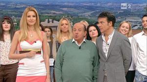 Adriana Volpe dans I Fatti Vostri - 05/04/12 - 03