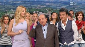 Adriana Volpe dans I Fatti Vostri - 18/10/11 - 10