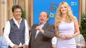Adriana Volpe dans I Fatti Vostri - 18/10/11 - 16