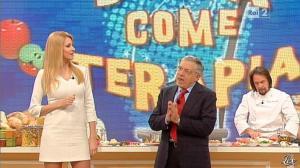 Adriana Volpe dans I Fatti Vostri - 21/01/13 - 12