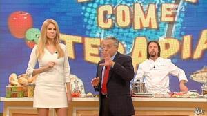 Adriana Volpe dans I Fatti Vostri - 21/01/13 - 15