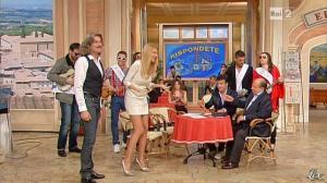 Adriana Volpe dans I Fatti Vostri - 21/01/13 - 20