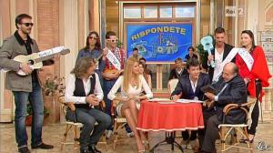Adriana Volpe dans I Fatti Vostri - 21/01/13 - 23