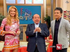 Adriana Volpe dans I Fatti Vostri - 22/02/10 - 01