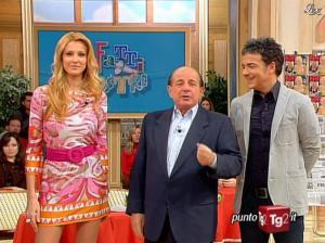 Adriana Volpe dans I Fatti Vostri - 22/02/10 - 02