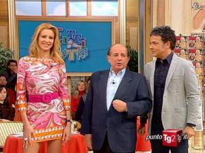 Adriana Volpe dans I Fatti Vostri - 22/02/10 - 05