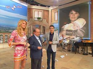 Adriana Volpe dans I Fatti Vostri - 22/02/10 - 09