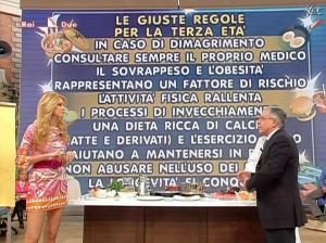 Adriana Volpe dans I Fatti Vostri - 22/02/10 - 22