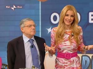 Adriana Volpe dans I Fatti Vostri - 22/02/10 - 27