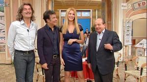 Adriana Volpe dans I Fatti Vostri - 24/01/13 - 24