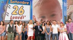 Adriana Volpe dans I Fatti Vostri - 26/09/11 - 01