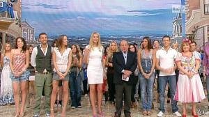 Adriana Volpe dans I Fatti Vostri - 26/09/11 - 05