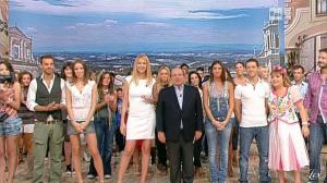 Adriana Volpe dans I Fatti Vostri - 26/09/11 - 06