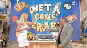 Adriana Volpe dans I Fatti Vostri - 26/09/11 - 09