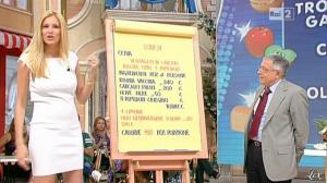 Adriana Volpe dans I Fatti Vostri - 26/09/11 - 12