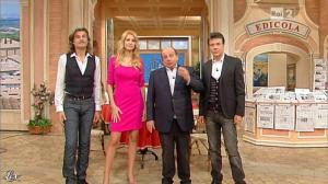 Adriana Volpe dans I Fatti Vostri - 30/01/13 - 02