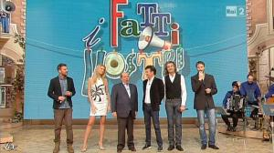 Adriana Volpe dans I Fatti Vostri - 31/01/13 - 02