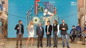 Adriana Volpe dans I Fatti Vostri - 31/01/13 - 03