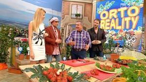 Adriana Volpe dans I Fatti Vostri - 31/01/13 - 14