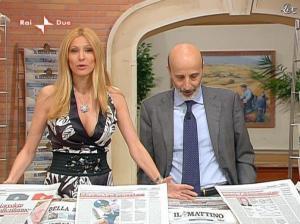 Adriana Volpe dans I Fatti Vostri - 31/03/11 - 15